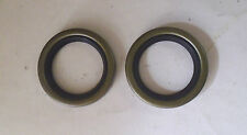 AUSTIN A30 / A35 REAR HUB OIL SEAL PAIR 1952-1962 (NJ477)