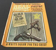 Vintage WILD WEST Magazine ~ REAL FRONTIER ~ August 1970~