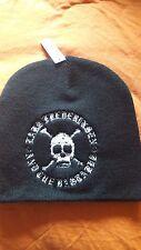Lars Frederiksen & The Bastards  -  Black/whit  Embroidered Beanie