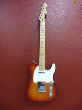 Fender FSR Standard Telecaster Plus Top, Maple Neck, Aged Cherry Burst