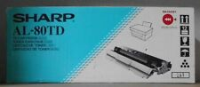 Original Sharp AL-80TD Toner black für AL 800 840 841 880 F 800 840 F 841  OVP A