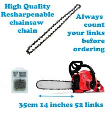 HOMELITE Chainsaw Chain 35cm 14 inches 52 Links