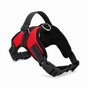 Comfort Step in Dog Harness Easy to Put on Small Dog HarnessAdjustable Pet Vest