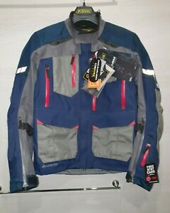 Klim Carlsbad Motorcycle Jacket, Worn Once, As New, With Tags