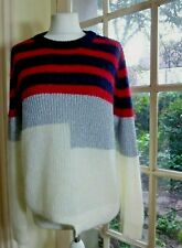 bnwot MUNTHE of Copenhagen 'Tula'  Mohair/Wool Blend Sweater/Jumper (38) UK10