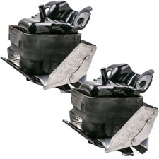Pack of 2 Front Engine Motor Mount for Chevrolet Silverado 1500 6.2L 2010 2011