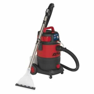 Sealey VMA914 Valeting Machine Carpet Washer Cleaner Wet & Dry Vac Home Car Van