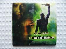 """Star Trek Nemesis - 3""""-Promo-Trailer-CD-Rom 2002"""