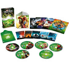 Marvel Cinematic Universe Phase Three 3 [Blu-ray] Collector's Edition Movie Set