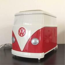 Volkswagen Mini Bus Toaster Red
