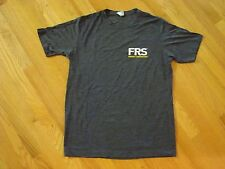 FRS Healthy Energy Performance New Charcoal T-Shirt Medium