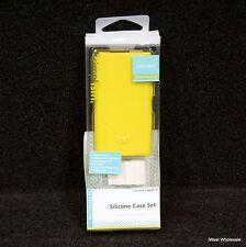 iPod nano 7th 8th - YELLOW Silicone Cover Case Skin | Simplism TR-SCNN12-YL/EN