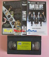 film VHS MIIB MEN IN BLACK II W. Smith T. Lee Jones Columbia 2002  (F33**)no dvd
