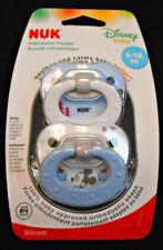 NUK Disney Baby Orthodontic Pacifier 6-18m Bundle