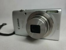 Canon PowerShot Camera ELPH 180 Used Working Condition No Cords Or Memory Cards