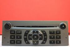 CITROEN C5 PEUGEOT 407 RD4 CD RADIO PLAYER FREE VIN CODING AND WARRANTY
