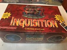 Inquisition Doom Trooper Doomtrooper LIMITED Booster Box  Sealed 1st Edition