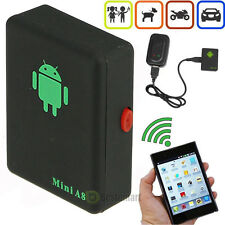 Global Locator Real Time Car Kid A8 GSM/GPRS/GPS Tracker USB Cable Fantastic
