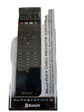 SONY PLAYSTATION 3 PS3 - OFFICIAL BLU-RAY DISC REMOTE CONTROL - BRAND NEW SEALED