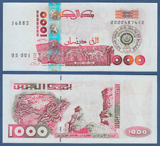 L' Algeria/Algeria 1000 dinars 2005 UNC P. 143