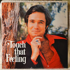 Beau Kayzer Touch That Feeling Private LP NM Young & Restless TV Star Male Vocal