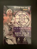 🔥2019-20 Panini Illusions NBA Basketball BLASTER BOX BRAND NEW FACTORY SEALED🔥