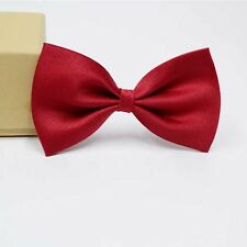 2Pcs Cute Solid Color Pet Bow Tie Dog Accessories Pet Supplies