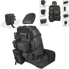 9x Tactical Molle Pouch Tool Bag Seat Cover Organizer For Jeep Dodge Ford Toyota