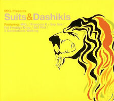 Various – MKL Presents Suits & Dashikis - R2 Records – R2CD009