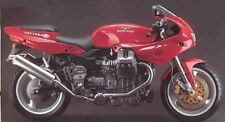 MOTO GUZZI TOUCH UP PAINT KIT DAYTONA 1000 RS 1100 SPORT CALIFORNIA GUZZI RED