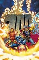 AVENGERS #10 LIM VARIANT Marvel Comics 11/14/2018