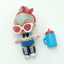 Lol Omg Surprise Doll Silver Glitter Hair Boot Nautical Sailor Moon Theme Outfit