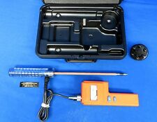 Delmhorst F6/30 Analog Hay Forage Moisture Meter Tester Deluxe, 1 Year Warranty
