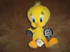 "Tweety W/ Corduroy Feet 2000 Applause Classic Collection Looney Tunes 8"" Plush"