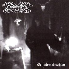 Thromos - Dematerialisation CD,german Black Metal,MOONBLOOD,NARGAROTH,MOTOR
