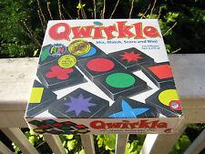 Qwirkle~Mix, Match, Score & Win By Mindware 2010 New & Factory Sealed!