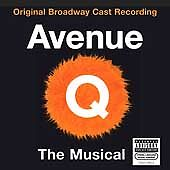 Avenue Q [PA] by Original Cast (CD, Oct-2003, RCA Victor)