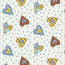 SPX Holly Hobbie 24079 MUL1 Heart Toss Holly Hobby BTY Cotton Fabric