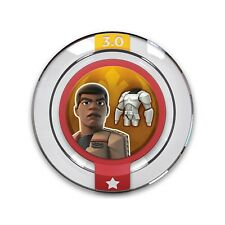 Disney Infinity 3.0 Star Wars Finn's Stormtrooper Costume Ability Power Disc