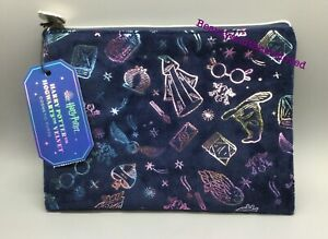 Harry Potter Make up Bag Cosmetic Purse HOGWARTS ⚡️Wizarding World⚡️