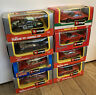 Lot 8 Voitures Burago 1/43 Ferrari Dodge Mercedes Porsche Boites Originales