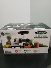 Omega J8006Hdc Nutrition System Chrome