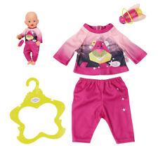 Zapf Creation Baby Born Play&Fun Nachtlicht Outfit (Pink)