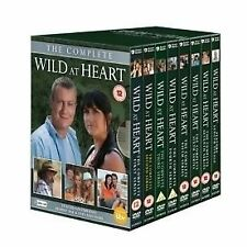 Wild at Heart Series 1 - 8 Dvd Complete Boxed Set - VGC - Free Postage
