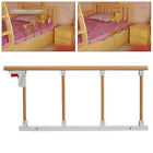 Toddler Safety Bed Rail Guard Folding Protection Elderly Adults Assist Handle
