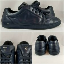 Fendi Blue Casual Shoes for Men for