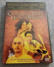 Crouching Tiger, Hidden Dragon (2000) - Dvd Movie - Action - Yun-Fat Chow - New