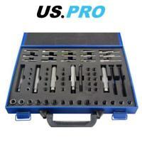 US PRO Tools Glow Plug Thread Repair Kit M8, M9, M10, M12 5878