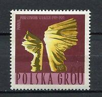 35769) Poland 1967 MNH Monument for The Silesian