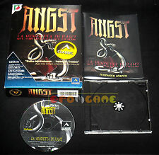 ANGST LA VENDETTA DI RAHZ Pc Versione Italiana Big Box ••••• COMPLETO